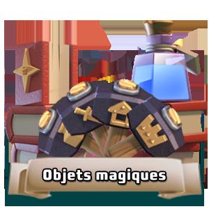 meilleur choix prix raisonnable la clientèle d'abord Objets magiques — Clash of Clans France